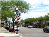 Street in Downtown Vernal
